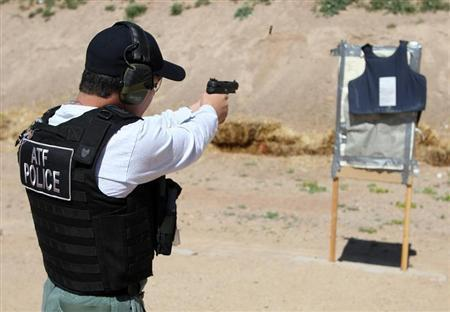 Wider use of body armor cuts deaths in U.S. federal police forces   Criminal Justice in America   Scoop.it