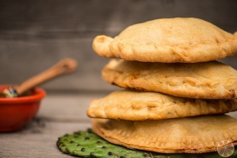 International Empanadas with a Cilantro Lime Chimichurri | Food for Foodies | Scoop.it