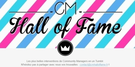 Les community manager ont leur tumblr : les posts twitter les plus ... - Terrafemina | Quatrième lieu | Scoop.it