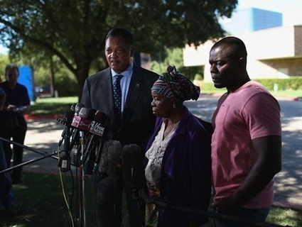 Did Texas Let First Ebola Patient Thoma Duncan Die | Travel Guide | Scoop.it