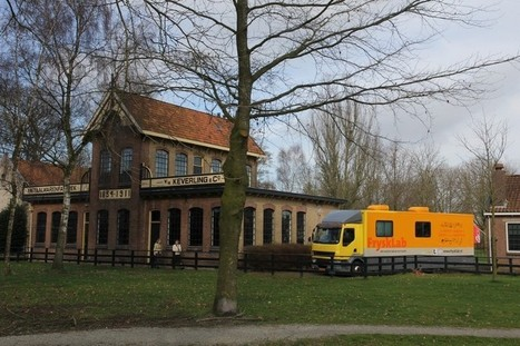 FryskLab: Europe's first Mobile Library FabLab | FabLab & 3D Printing | Scoop.it