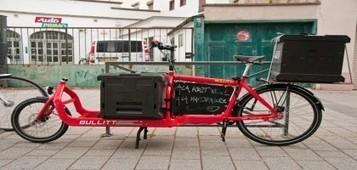 Les vélos-cargo de Strasbourg | triporteur | Scoop.it