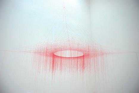The Silk Vortices of Akiko Ikeuchi   CRAW   Scoop.it