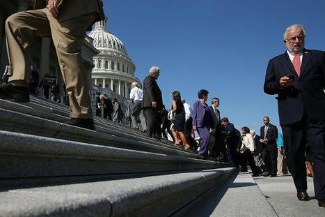 Gridlock raises fear of lengthy US shutdown   EconMatters   Scoop.it