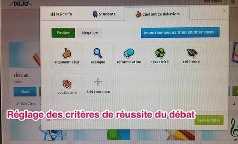 Stimuler et évaluer les débats oraux avec Classdojo | Les outils d'HG Sempai | Scoop.it