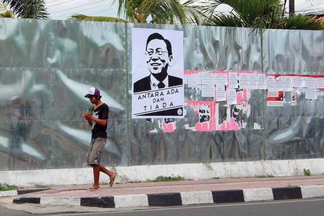 Jogja's Political Street Art Flourishes | Global Street Art | Scoop.it