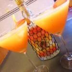 Peachyritas – Uma margarita diferente numa tarde de Domingo | DaCozinha | Foodies | Scoop.it