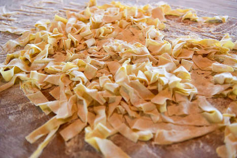 The Award-winning chef with Le Marche Origins opens a DC 'pasta house' | Le Marche and Food | Scoop.it