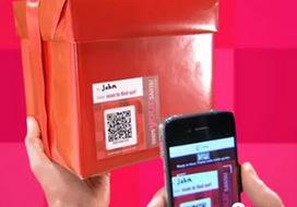 Técnica Social: Personaliza tus regalos con códigos QR | VIM | Scoop.it