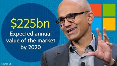 Microsoft's Nadella taps potential of industrial internet of things - FT.com | Systems Theory | Scoop.it