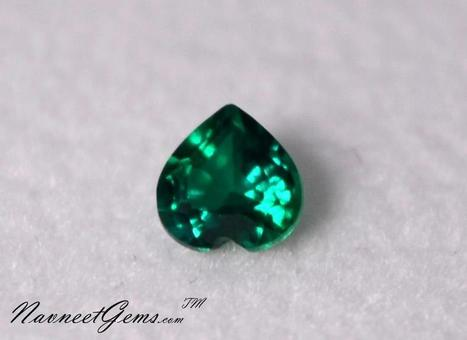 Created Emerald   NavneetGems.com   Semi Precious Gemstones   Scoop.it
