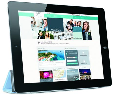 Monte-Carlo SBM : Nouveau site web - Voyages d'affaires | Industrie de Voyage | Scoop.it