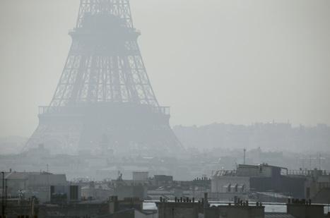 Le trottoir qui absorbe la pollution - RTL.fr | Le flux d'Infogreen.lu | Scoop.it