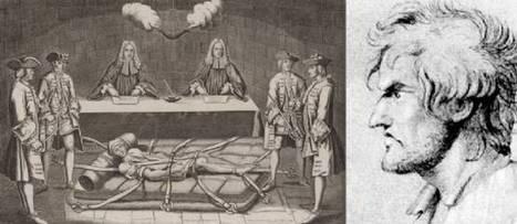 5 janvier 1757. Le ch'ti Damiens poignarde le pédophile Louis XV avec un canif. | Les énigmes de l'Histoire de France | Scoop.it