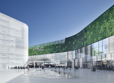 A Mixed-Use Cultural Center in Koblenz, Germany | sustainable architecture | Scoop.it