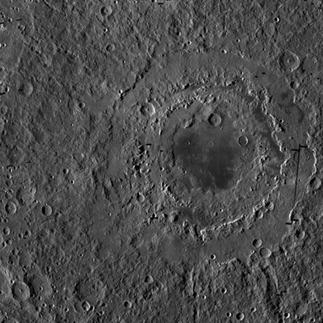 An explanation to the creation of Mare Orientale on the Moon | Astronomy | Scoop.it