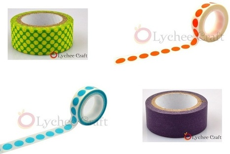 Washi Tape Wholesale and Cost | Washi Tape | Scoop.it