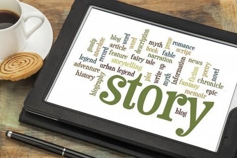 Storytelling: Den Marken fehlen prägnante Geschichten | MEDIACLUB | Scoop.it