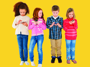 In Constant Digital Contact, We Feel 'Alone Together' | Tech news  & tips for parents | Scoop.it