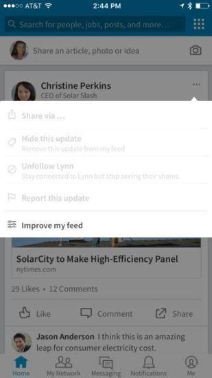 Linkedin lance de nouvelles fonctionnalités pour découvrir les contenus | Smartphones et réseaux sociaux | Scoop.it