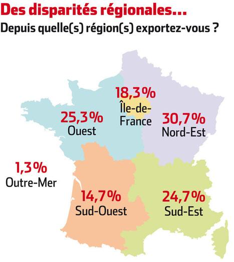 Infographie : Pourquoi exporter est si difficile pour les entreprises françaises I Adrien Schwyter | Entretiens Professionnels | Scoop.it
