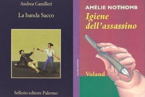 La fortuna delle ''piccole'' case editrici? La fedeltà di grandi scrittori come Camilleri e Nothomb | Editoria, libri, letteratura | Scoop.it