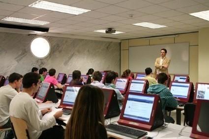 Aulas y equipamientos inteligentes para la universidad del futuro | Punto de encuentro TIC- Educación | Scoop.it