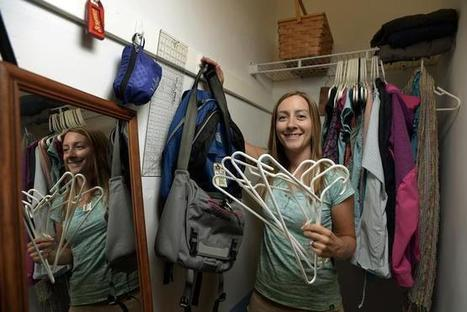 Minimalist clothing challenge spurs closet clean-outs - The Denver Post | Fashion Trends | Scoop.it