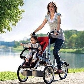Βόλτα το μωρό κάνοντας ποδήλατο | www.babyzone.gr | Scoop.it