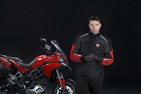 Ducati Announces Multistrada D-Air Model with Integrated Wireless Airbag Capabilities from Dainese | Ductalk Ducati News | Scoop.it