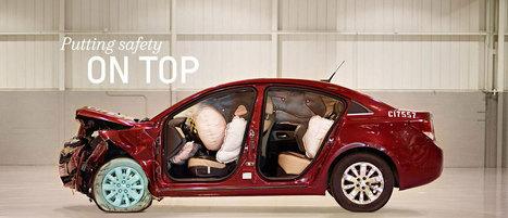 Vehicle Safety Preparation   Collision Prevention   Chevrolet   Honda Automotive Technicians   Scoop.it