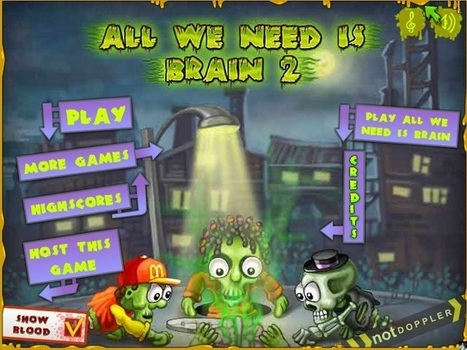 All we need is Brain2 | Free Games that Pay You | Scoop.it