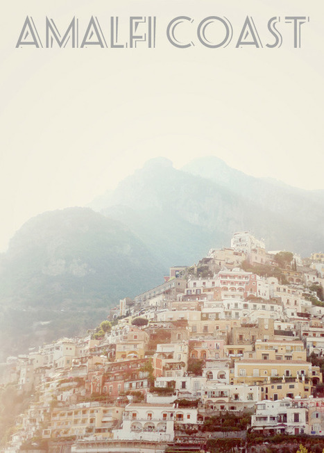 From Place To Space: Amalfi Coast | Interior Design & Decoration | Scoop.it