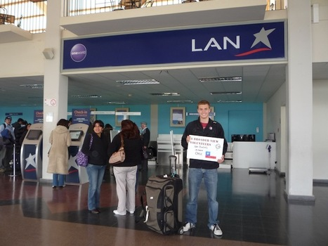 "Sam Volunteer Abroad in La Serena, Chile | ""#Volunteer Abroad Information: Volunteering, Airlines, Countries, Pictures, Cultures"" 