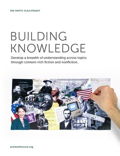 Building knowledge through content rich non-fiction | AdLit | Scoop.it