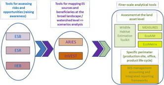 Houdet et al 2012, Ecological Economics | Corporate Ecosystem Services | Scoop.it