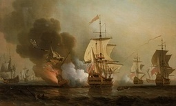 Holy grail of shipwrecks caught in three-way court battle   DiverSync   Scoop.it