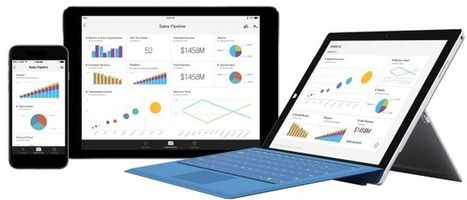 Microsoft mainstreams business intelligence with new and improved Power BI Preview - The Official Microsoft Blog | Education Technology | Scoop.it