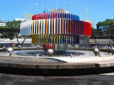 Yaacov Agam: Fountain   Art Installations, Sculpture, Contemporary Art   Scoop.it