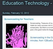 Education Technology - theory and practice: How to make a screencast with Screencast-O-Matic   Edtech PK-12   Scoop.it