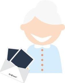 Intergénérationnel : PicInTouch, le site qui imprime vos photos et les envoie à vos grands-parents | UseNum - Senior | Scoop.it