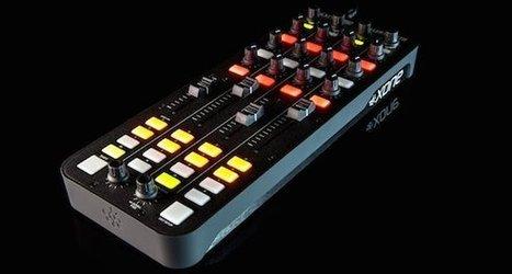 Allen & Heath Launches Xone:K1 Modular DJ Controller   DJing   Scoop.it