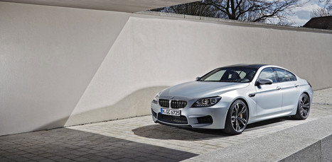 A four seater cruise missile, the BMW M6 Gran Coupe | Cars | Scoop.it
