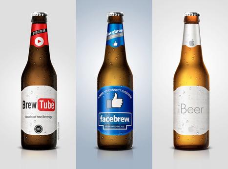 Et si Facebook, Google, Youtube et Apple lançaient leur propre marque de bière ? - Communication (Agro)alimentaire | Communication Agroalimentaire | Scoop.it