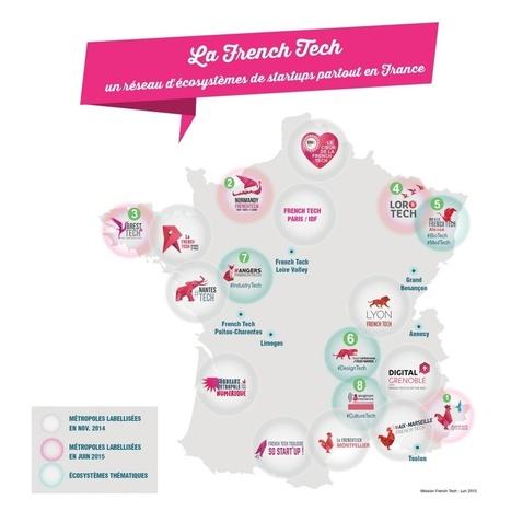 French Tech v2 : les 8 labellisés abattent leurs cartes   Innovation & Technology   Scoop.it
