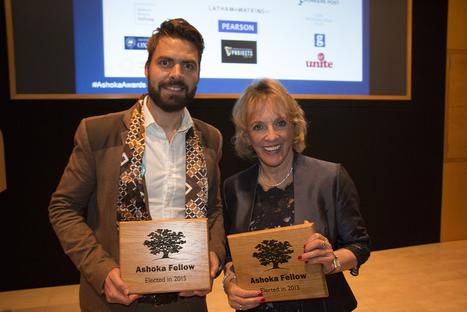 Rantzen and Bird light up Ashoka awards   Pioneers Post   Ashoka UK   Scoop.it