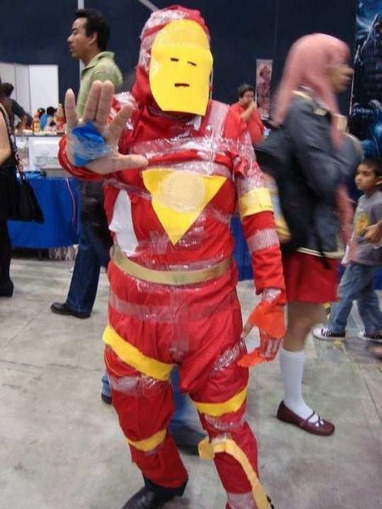 Best Iron Man Cosplayer Ever | Comic Books | Scoop.it