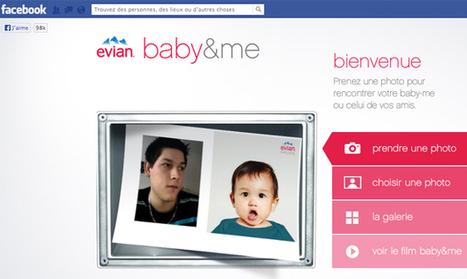 Evian baby&me : toi aussi crée ton bébé sur Facebook ! - Nuwave Marketing | Social Media Marketing - Sarah Rumeau | Scoop.it