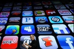 A new record high of 1.2 billion apps were downloaded in last week of 2011 | Tablet Publishing | Scoop.it