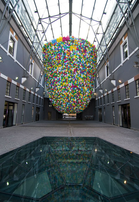 Enchanted #Tree Comes to Life in #Dubai #Gallery #art #installation | Luby Art | Scoop.it